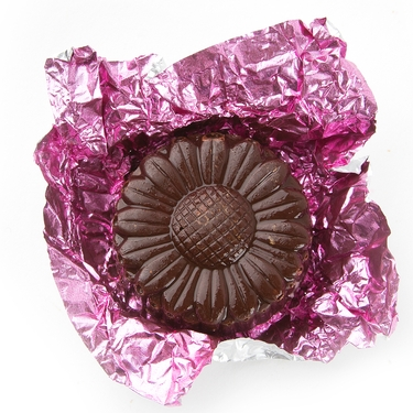 Non-Dairy Raspberry Flower Supreme Chocolate