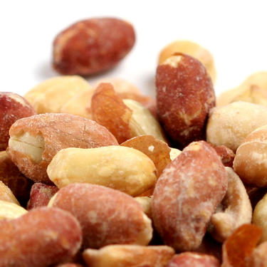 Dry Roasted Unsalted Redskin Peanuts