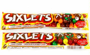 Sixlets 1.75 oz Pouches - 24CT Box