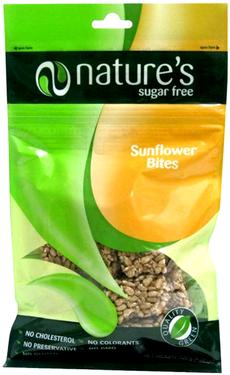 Sugar-Free Sunflower Brittle Bites Bag