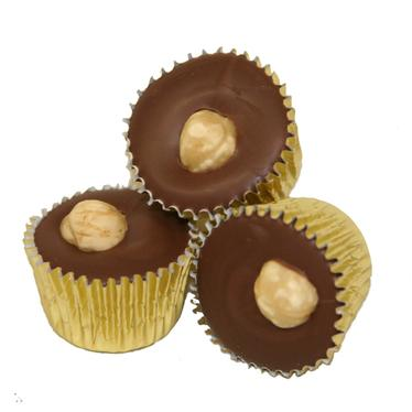 Passover Truffle Cups with Nut