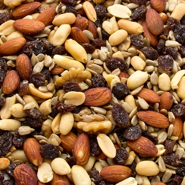 Raisin Nut Trail Mix - Unsalted
