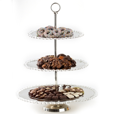 Dazzling Crystal 3-tier Gift