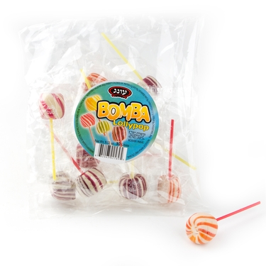 Bomba Pinstriped Lollypops