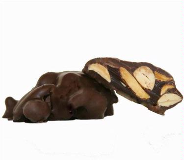 Passover Almond Clusters - 8 oz
