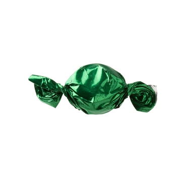 Green Fruit Flashers Hard Candy - Apple
