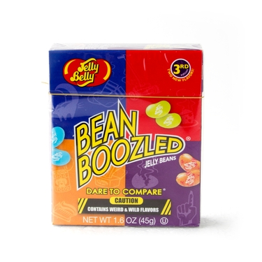 Bean Boozled Jelly Beans - 24CT Box