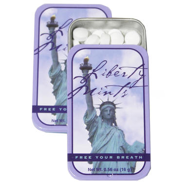 Liberty Mints Tin