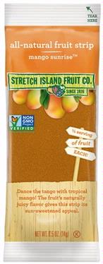 Stretch Island Fruit Strips - Mango Sunrise - 30CT Box