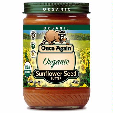 Organic Sunflower Seed Butter