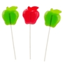 Rosh Hashanah / Fall Hand Made Apple Lollipops - 24CT Box