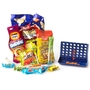 4 In A Row Kids Purim Gift Shalach Manos - 8 Pack