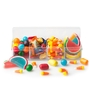 TIDY - Kids Purim Sectional Gift Mishloach Maos - 8 Pack