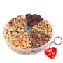 Mother's Day 6-Section Assorted Nut Platter