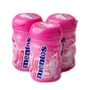 Mentos Pure Fresh Fruit Mint Sugar Free Gum 45pcs - 6CT