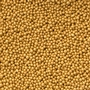 Gold Pearls Candy Decoration