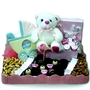 Medium Baby Girl Gift Basket