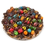 Chocolate Pretzel Pie With Candy Popcorn - 12