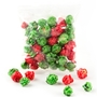 Christmas Candy Coated Popcorn Snack Pack - 12 Pack