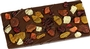 Handmade Dark Belgian Chocolate Bar - Dried Fruit