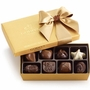 Godiva Gold Ballotin 8-Pc. Chocolate Truffle Gift Box