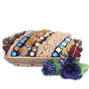LG Hanukkah Chocolate & Nut Basket