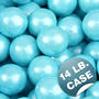 Powder Blue Pearl Gumballs (850CT Case)