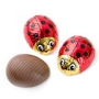 Milk Chocolate Lady Bugs - 60PK