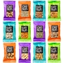 Mixed Nuts and Seeds Variety Snack Bags, Freshly Roasted Snack Serving Size Grab and Go Pack