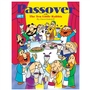 Passover with the Ten Little Rabbis Coloring Book