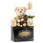 Thank You Gift Basket - Black and Gold