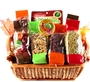 Thanksgiving Wicker Basket