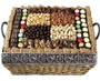 Holiday Gourmet Signature Wicker Basket - 13