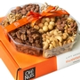 Healthy 7 Section Nut Gift Basket