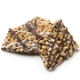 Handmade Belgian Chocolate Bark with Almond Crunch