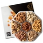 Healthy Dry Roasted 7 Variety Nuts Gift Basket