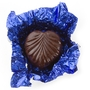 Non-Dairy Blue Leaf Chocolate Truffles