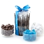 Purim Small Twig Candy Stand Gift Basket