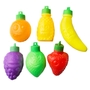 Candy Fruit Filled Powder Pack of 8