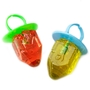 Green Apple & Strawberry Hanukkah Dreidel Jewel Pops - 18CT Bag