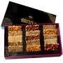 NY Brittle Gourmet Nut Brittle Variety Gift Box - 15CT