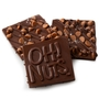 Oh! Nuts Salted Caramel Dark Chocolate Bark Square