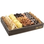 Purim Gourmet Signature Wooden Gift Basket - Large 14