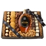 Rosh Hashanah Wooden Chocolate Tray - Large 14