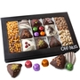 Large Purim Hamantaschen & Truffles Gift Box