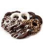 Assorted Chocolate Covered Pretzels - 10CT Box