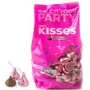 Pink Hershey's Kisses - 17.6oz Bag