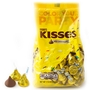 Yellow Hershey's Kisses - 17.6oz Bag