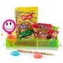 Purim Kids Colorful Snap Lock Box Gift Mishloach Manos - 8 Pack