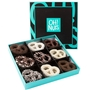 9 Section Elegant Pretzel Gift Box